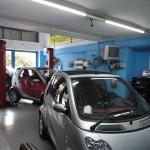 εξειδικευμένο συνεργείο mercedes smart - smart service